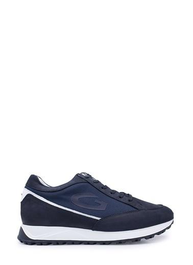 Alberto Guardiani  Ayakkabı Erkek Ayakkabı Agu101038 Lacivert